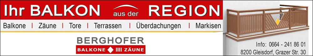 Banner 1000x180 | GARTEN (oben) | Berghofer Balkone