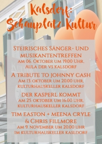 Events in Kalsdorf