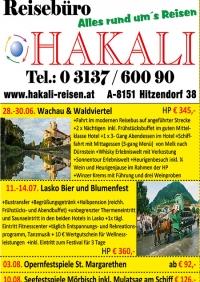 Reistipps von HAKALI Reisen