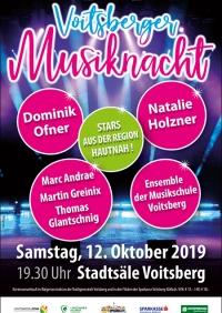 Voitsberger Musiknacht